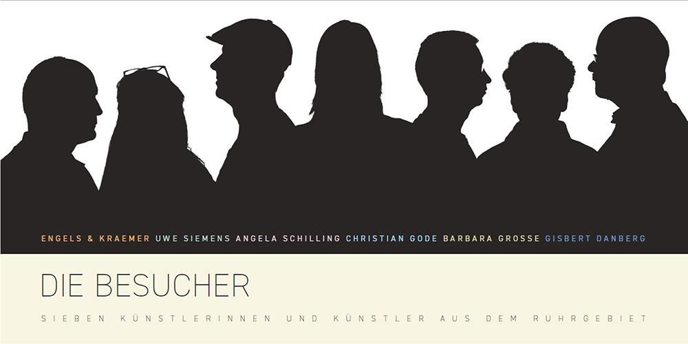 Die Besucher, Wiesbaden, special guest Gisbert Danberg